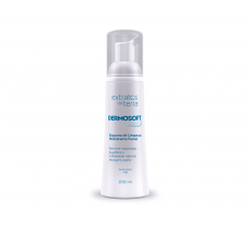 Dermosoft Clean Espuma de Limpeza Facial 100 ml